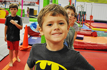 WOO Ninja Warrior Day Camp image